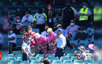 ICC ने सिडनी टेस्ट में नस्लवाद की निंदा की, क्रिकेट ऑस्ट्रेलिया से मांगी कार्रवाई |  क्रिकेट खबर