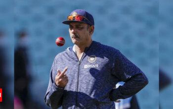 क्रिकेट में अपने जीवन की कहानी बताने के लिए रवि शास्त्री |  क्रिकेट खबर